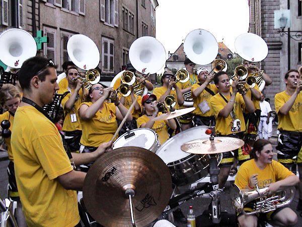 Dekonex Fête de la Musique 2003